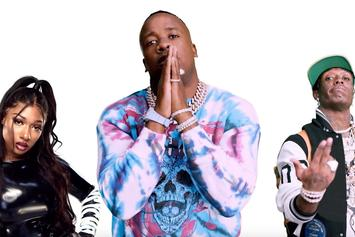 "Yo Gotti, Lil Uzi Vert, & Megan Thee Stallion Finally Drop Visuals For ""Pose"""
