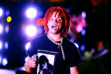 "Trippie Redd Imagines Life With A Bald Head: ""Dr. Evil Redd"""