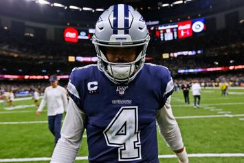 Report: Cowboys Expected To Franchise Tag Dak Prescott