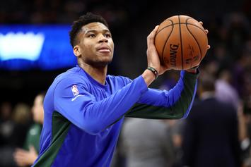 Giannis Antetokounmpo & Luka Doncic Thirst Over J-Lo & Shakira