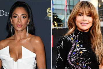 Nicole Scherzinger Politely Corrects Paula Abdul Who Mistook Her For Shakira