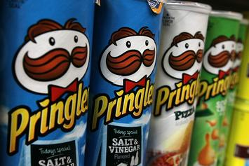 """Pringles' """"Rick & Morty"""" Pickle Rick Flavored Chips Are Hitting Shelves Soon"""