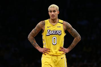 Kyle Kuzma Speaks On LeBron James Compared To Michael Jordan