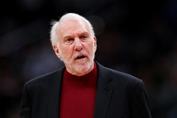 Gregg Popovich Roasts Reporter Following LeBron James Question: Watch