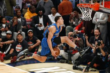 Aaron Gordon To Become Face Of Chinese Sneaker Brand 361 Degrees: Report