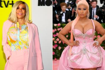 Wendy Williams Comes For Nicki Minaj Again