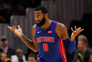 """Andre Drummond Reacts To Deadline Deal: """"There's No Friends Or Loyalty"""""""