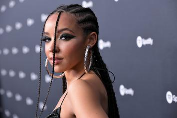 Tinashe Twerks Her Way Into Her 27th Birthday: Watch