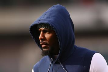 Dez Bryant Has Reportedly Texted The Cowboys As He Eyes Comeback