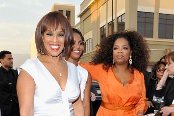 "Oprah Tearfully Says Gayle King's ""Not Doing Well"" After Kobe Backlash"