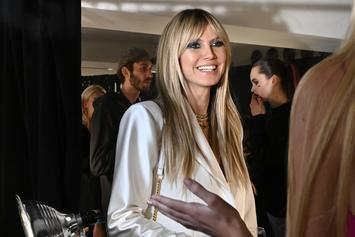 "Heidi Klum Recalls Insults For Defending ""AGT"": ""I Was Called 'A White Woman'"""