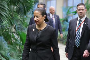 """Susan Rice Tells Snoop Dogg To Back """"The F**k Off"""" Gayle King"""