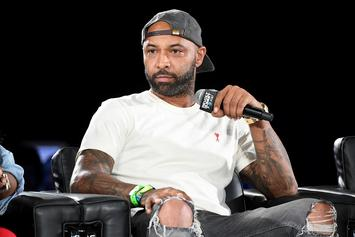 Joe Budden Reacts With Disappointment To Gayle King's Kobe Questions