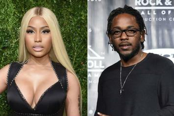 Nicki Minaj Jokingly Shares Why She Hasn't Collaborated With Kendrick Lamar Yet
