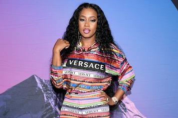 """Remy Ma Says Brittney Taylor Has """"Problems,"""" Still Not Cool With Foxy Brown"""