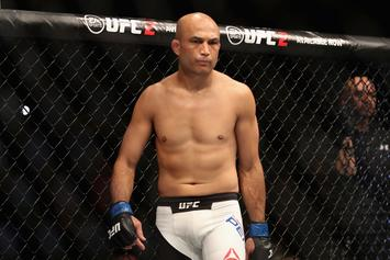 BJ Penn Being Investigated For DUI After Horrific Car Crash: Report
