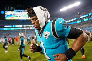 Panthers Owner Questions Cam Newton's Future With The Team