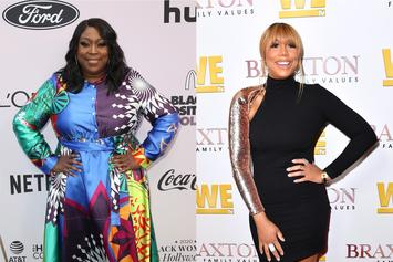 "Loni Love's Ex-Friend Confirms Loni Had Tamar Braxton Fired From ""The Real"""