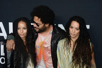 Lenny Kravitz Nailed His Speech At Zoe Kravitz's Wedding