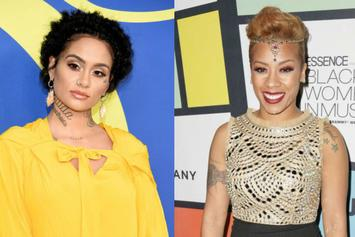 """Kehlani & Keyshia Cole Rumored To Be At Odds After """"All Me"""" Removal"""