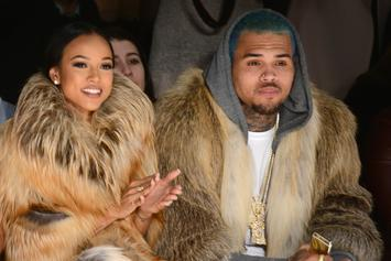 Chris Brown Posts & Deletes Clip Of Karrueche Tran
