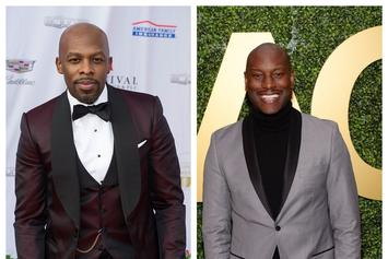 Tyrese & Joe Announce Collaborative Project