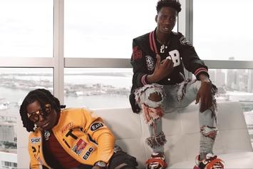 "Lil Quill & Yung Mal Rekindle Their Partnership In ""Back @ It"" Video"