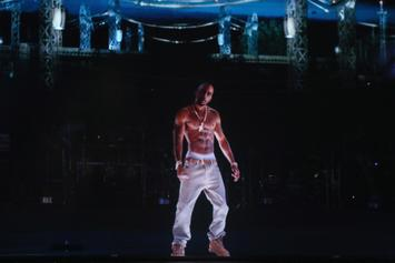 Supreme Gives Look At Tupac Hologram Collection
