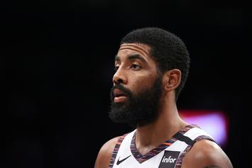 Kyrie Irving Elected As Vice President Of NBA Players Association
