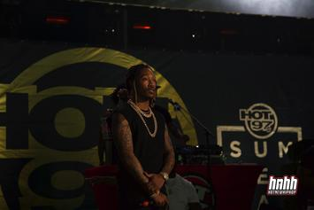 Future's Alleged Baby Mama Continues To Take Shots At Him