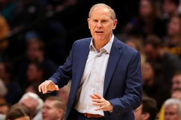 "John Beilein Was Mercilessly Trolled By Cavs Players After ""Thug"" Incident"