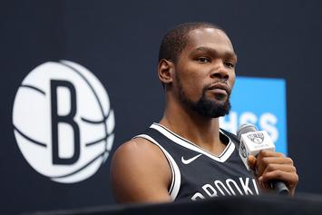 Kevin Durant Reveals Which NBA Stars He Recorded Songs With