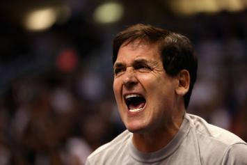 "Mark Cuban Fires Off On NBA Refs For ""20 Years"" Of Bad Officiating"