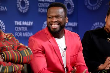 """50 Cent Wins NAACP Image Award For """"Power"""""""