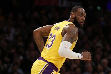 LeBron James & Zion Williamson Give Fans A Classic, Twitter Reacts