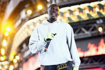 Sheck Wes Recalls When Klay Thompson Dissed Him As A Young Lad