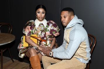 Nicki Minaj Apologizes For Husband's Behavior At Carnival