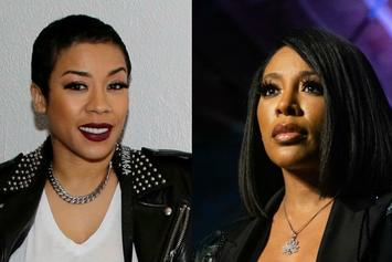"K. Michelle Accused Of Being ""Obsessed"" With Keyshia Cole"