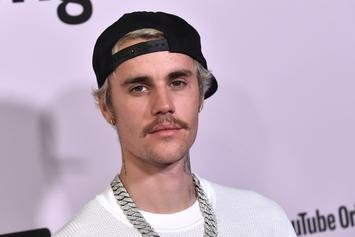 Justin Bieber Debuts A New Slickback Hairstyle