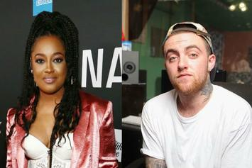 "Rapsody Says Mac Miller Recognized He Was A ""Guest In Hip Hop"""