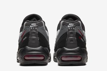Nike Air Max 95 Receives Classy Bred-Inspired Makeover: Photos