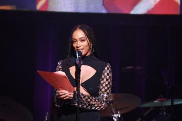 Solange Emotionally Accepts First-Ever Lena Horne Prize