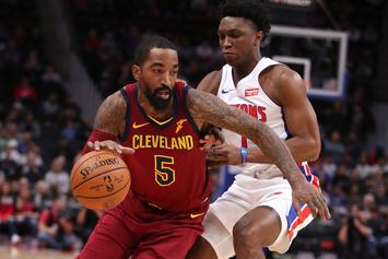 JR Smith Reportedly Set To Workout With Lakers, Fans React