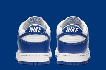 "Nike Dunk Low ""Kentucky"" Officially Unveiled: Release Details"