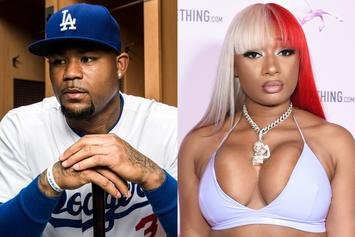 Carl Crawford Breaks Silence On Megan Thee Stallion Lawsuit