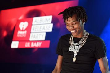 Lil Baby Donates $150K To Old High School For Scholarship Fund