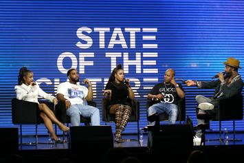 """Joe Budden Reveals Azealia Banks Was Almost Co-Host Of """"State Of The Culture"""""""