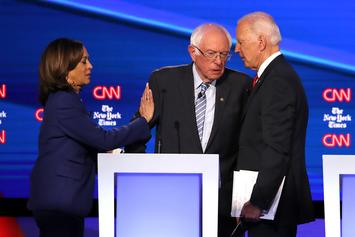 Kamala Harris Joins DNC Push & Backs Joe Biden