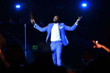 Meek Mill Ditches College Concert