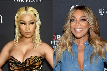 Wendy Williams Shames Nicki Minaj For Marrying Registered Sex Offender